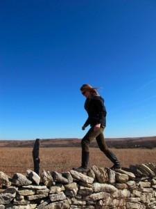 Walking strong with Kansas.