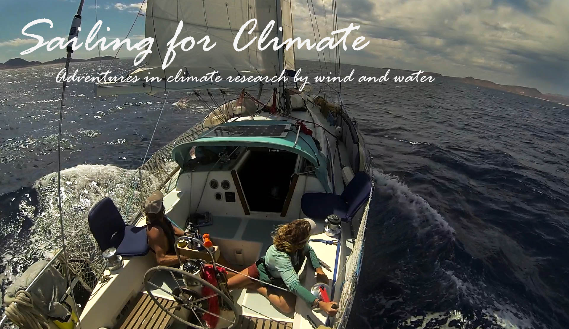 Sailing for Climate